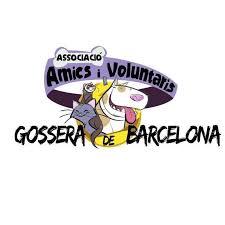 Amics i voluntari de la gossera de Barcelona